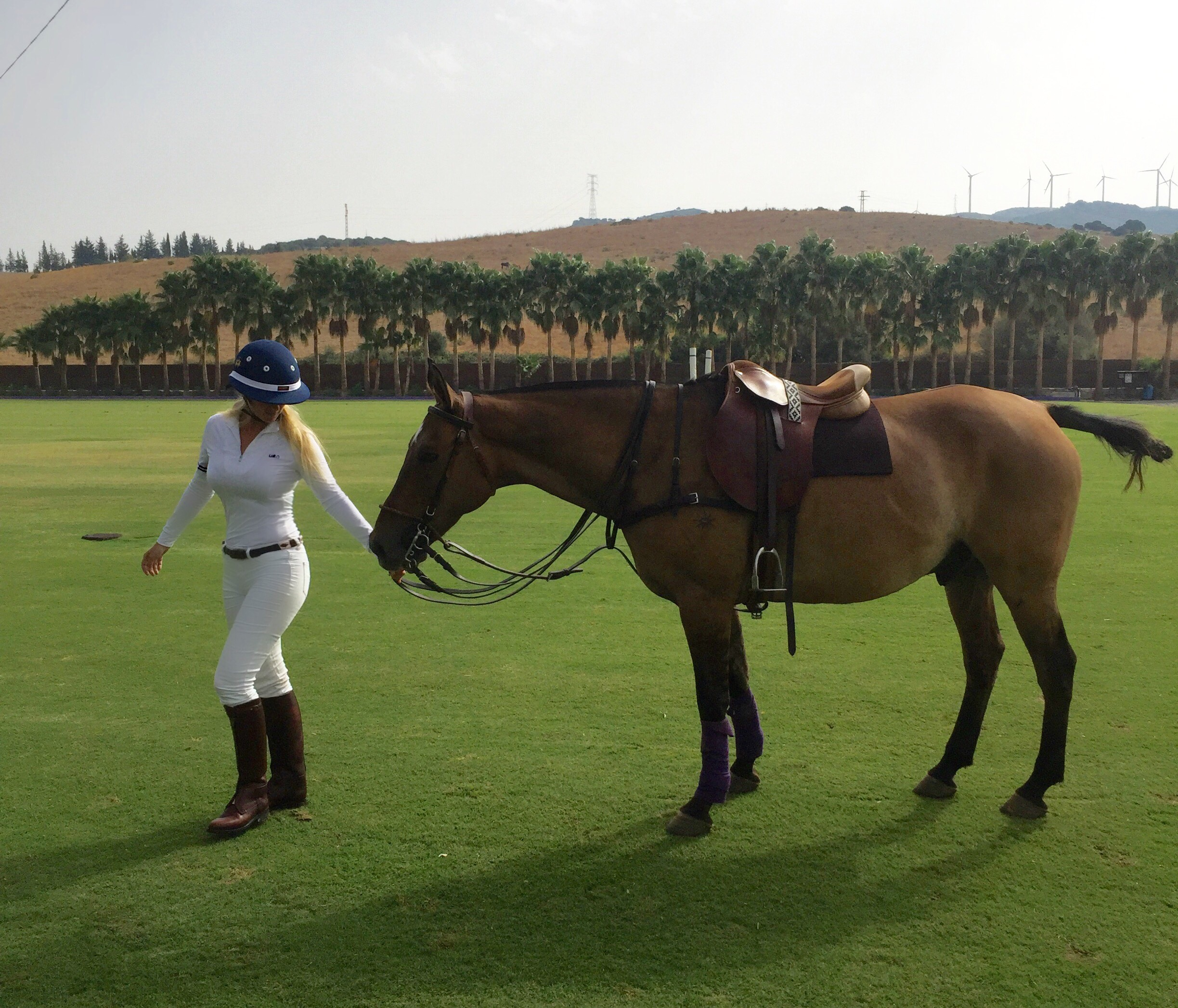 How To Tack Up A Horse Polo Style Polo People And Places